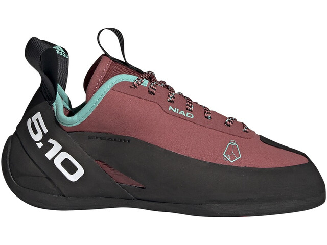 adidas Five Ten NIAD Lace New Klatresko Damer, rød/sort